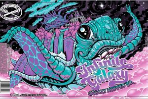 Pipeworks Brewing Co. Infinite Galaxy IPA