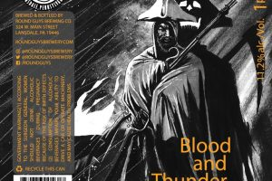 Round Guys Brewing Blood And Thunder Belgian-Style Wild Ale