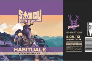 Saucy Brew Works Habituale Kolsch