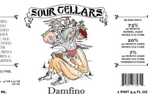 Sour Cellars Damfino BA Sour