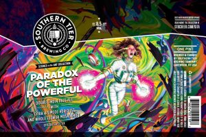Southern Tier Brewing Co Paradox Of The Powerful DIPA