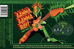 Toppling Goliath Brewing Co. Gamma, Gamma Ray! IPA