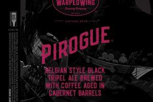 Warped Wing Pirogue Black Tripel
