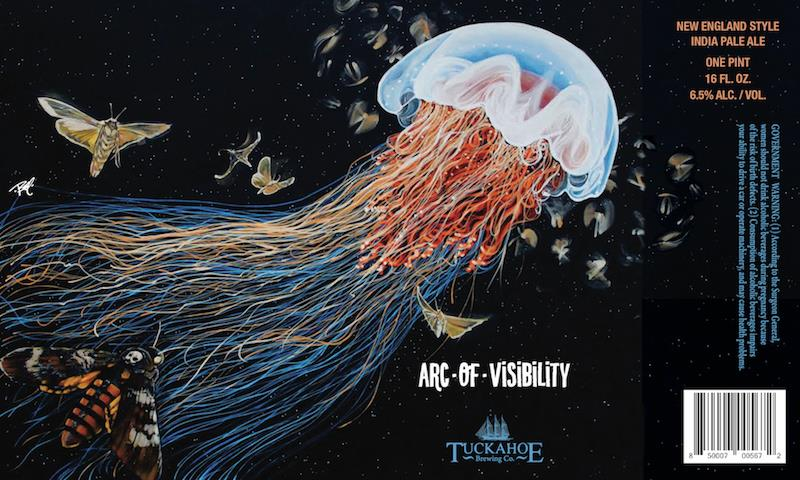 Tuckahoe Brewing Arc of Visibility
