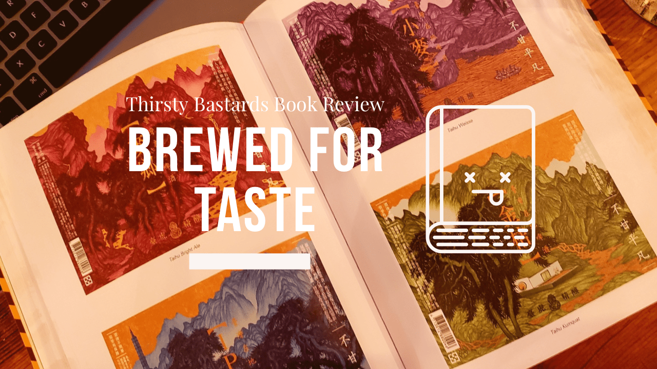 Book Review: Brewed For Taste, Beer Labels Around The World on beer brand map, beer bottle map, beer chart map,