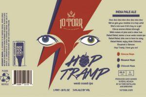 10 Torr Hop Tramp Pale Ale