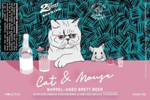 2nd Shift Cat & Mouse American Wild Ale