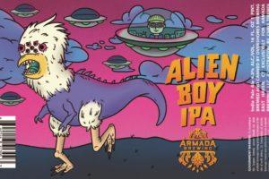 Armada Alien Boy IPA