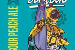 Beer Bots Sour Surfer Sour Peach Ale