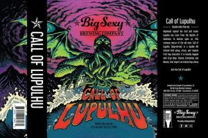 Big Sexy Call of Lupulhu Imperial IPA