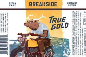 Breakside True Gold Golden Ale
