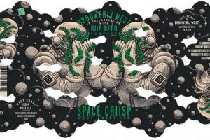 Brouwerij West Space Criisp West Coast IPA