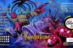Calusa Thunderbone Saison