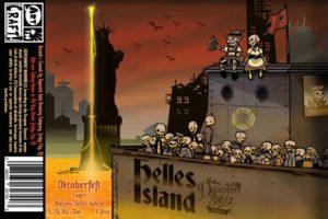 Departed Soles Helles Island Lager
