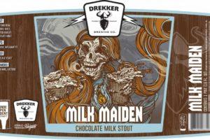 Drekker Milk Maiden Chocolate Milk Stout