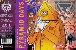 Dssolvr Pyramid Days Cream Ale