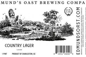 Edmund's Oast Country Lager