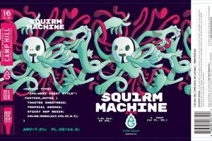 Ever Grain Squirm Machine West Coast IPA