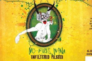 Flying Dog No-Filter Nana Pilsner