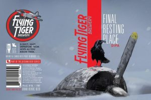 Flying Tiger Final Resting Place Double IPA
