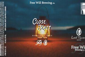 Free Will Close Knit Triple IPA