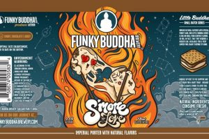 Funky Buddha S'More To Love Imperial Porter