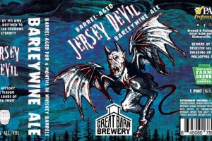 Great Barn Barrel-Aged Jersey Devil Barleywine