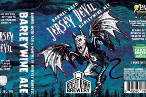Great Barn Barrel-Aged Jersey Devil Barleywine