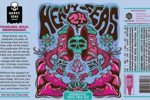 Heavy Seas 24 Quad IPA