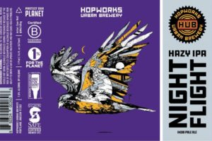 Hopworks Urban Night Flight India Pale Ale