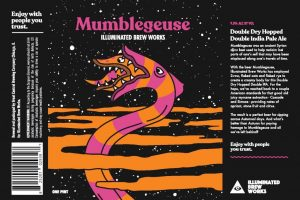 Illuminated Brew Works Mumblegeuse Double IPA