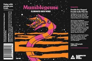 Illuminated Brew Works Mumblegeuse Double IPA