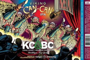 Kings County Brewers Collective Viking Can-Can IPA