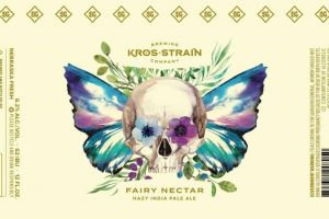Kros Strain Fairy Nectar IPA