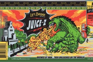 Lift Bridge Juice-Z New England IPA