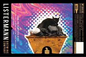 Listermann Hank The Dumpster Kitty New England Style IIPA