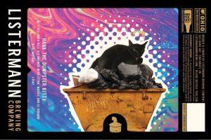 Listermann Hank The Dumpster Kitty New England Style IIPA