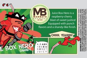Mankato Juice Box Hero Shandy