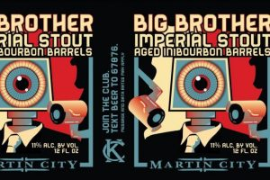 Martin City Big Brother Imperial Stout