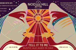 Nod Hill Tell It To Me Rustic Ale