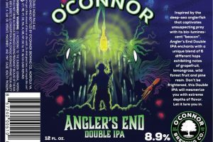 O'Connor Angler's End Double IPA