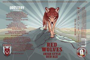 Oddstory Red Wolves Red Ale