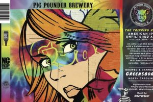 Pig Pounder The Tripping Pigs American IPA