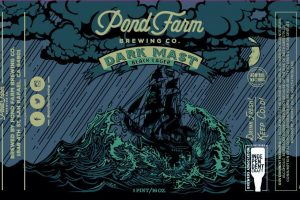 Pond Farm Dark Mast Black Lager