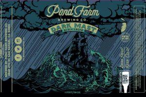 Pond Farm Dark Mast Black Lager