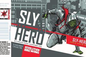 Revolution Sly Hero IPA