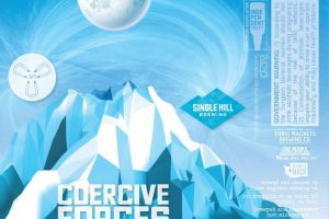 Single Hill Coercive Forces Hazy IPA