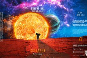 Skygazer Beyond The Flames Double IPA