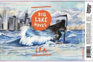 Solemn Oath Big Lake Waves IPA