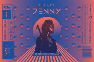 Spaceway Pirate Jenny Double IPA